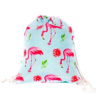 Flamingós Tornazsák