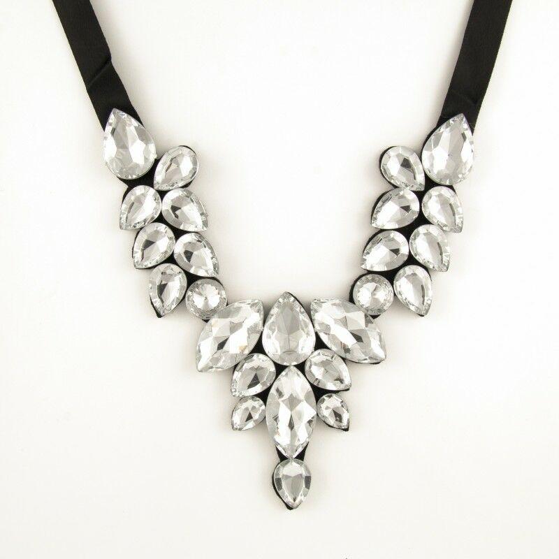 Bonlavie nyaklánc - ezüst színű