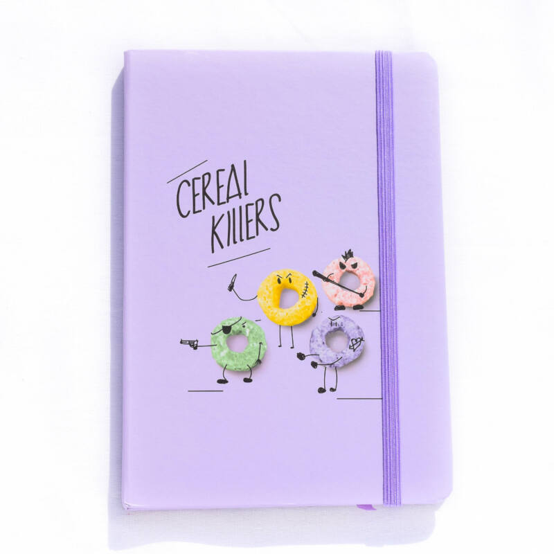 Cereal Killers Notesz A6