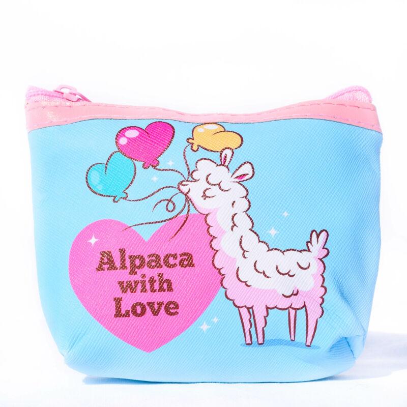 Alpaca with Love Pénztárca